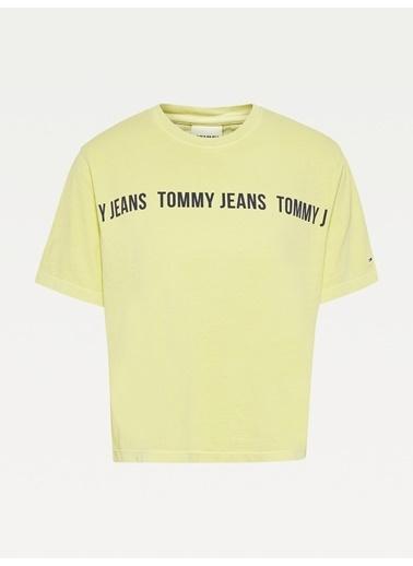 Tommy Hilfiger Tişört Yeşil